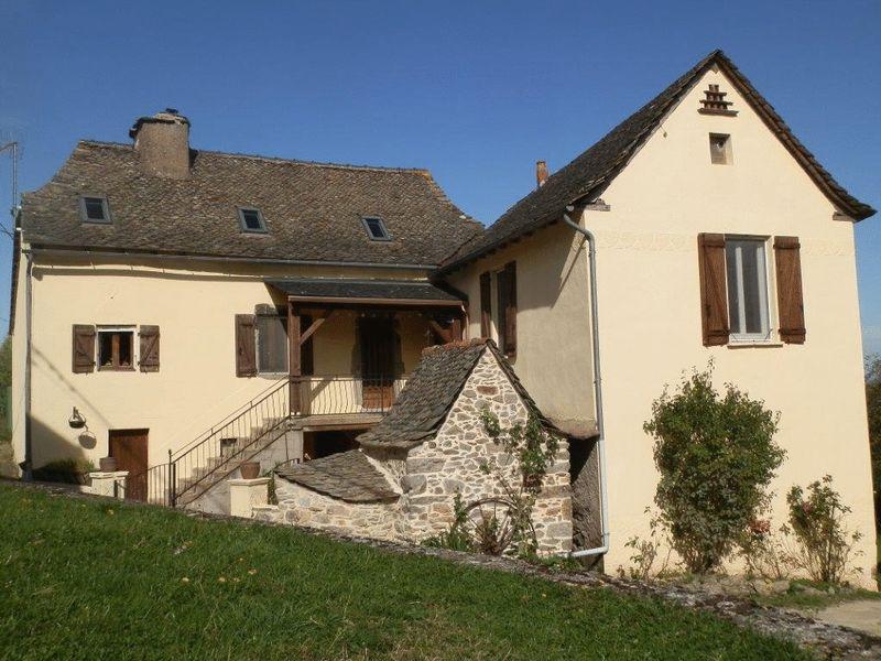 3-bedroom stone-built farmhouse