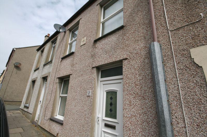 Thomas Street, Holyhead, Anglesey