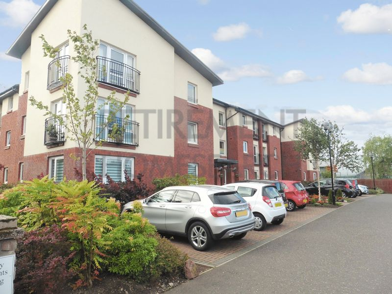 1 Bedroom Property for sale in Strathmore Court, Forfar, DD8 2DX