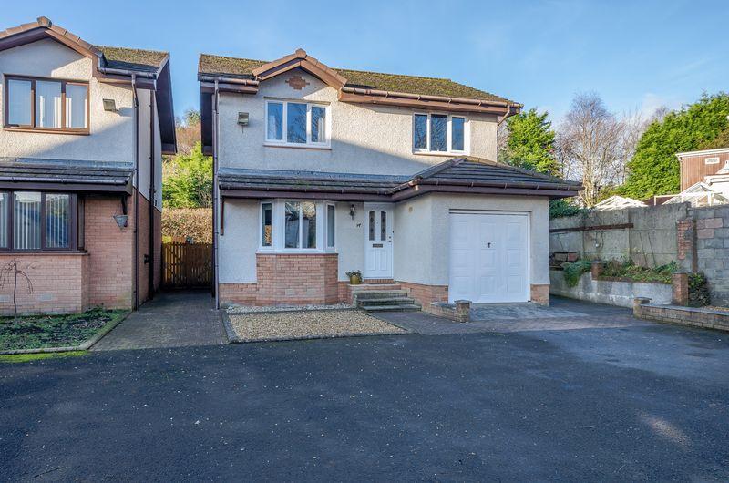 4 Bedrooms Property for sale in Hunterston Road, West Kilbride