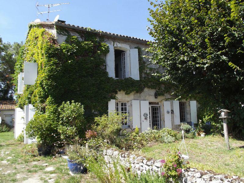 Former village vicarage